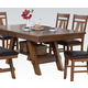 Acme Furniture Nevan Rectangular Dining Table in Oak 60235