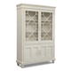 Klaussner Sea Breeze Blossom Curio in White 424-892