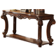 Acme Vendome Sofa Table in Cherry 82004 PROMO