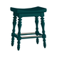Stanley Coastal Living Retreat 5 O'Clock Somewhere Counter Stool in Belize Teal (Set of 2) 411-41-74 CLOSEOUT