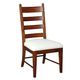 Kincaid Homecoming Patterson Ladderback Side Chair in Vintage Cherry (Set of 2) 38-061