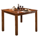 New Classic Furniture Aspen Counter Dining Table in Burnished Cherry 45-116-12
