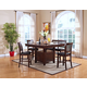 New Classic Kaylee 5 Piece Counter Dining Set