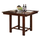 New Classic Madera Counter Height Table in Chestnut 45-455-12