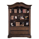 Bernhardt Eaton Square Display Cabinet in Harvest Brown 352-812