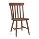 John Thomas Furniture Bridgeport Cottage Chair (Set of 2) in Espresso C581-40