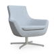Soho Concept Rebecca Armchair 4 Star Base