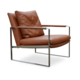 Soho Concept Zara Arm Chair Stainless Steel