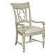 Kincaid Weatherford Arm Chair in Cornsilk Finish 75-062(Set of 2)