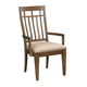 Kincaid Bedford Park Surrey Arm Chair in Hazelnut (Set of 2)