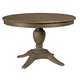 Kincaid Weatherford Milford Round Dining Table in Heather Finish 76-052P