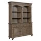 Kincaid Weatherford Hastings Open Hutch and Buffet in Heather Finish 76-079P