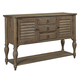 Kincaid Weatherford Edisto Sideboard in Heather Finish 76-090
