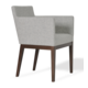 Soho Concept Harput Wood Arm Chair