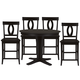 John Thomas Furniture Cosmopolitan 5 Piece Verona 45
