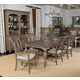 Kincaid Weatherford Canterbury Rectangular Dining Table Set in Heather Finish