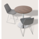 Soho Concept Eiffel Wire Counter Chair