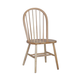 John Thomas Furniture Dining Essentials Windsor Side Chair (Set of 2) in Natural C01-112