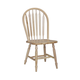 John Thomas Furniture Dining Essentials Arrowback Side Chair (Set of 2) in Natural C01-113