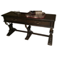 American Drew Casalone Dining Sideboard in Dark Walnut 410-857