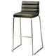 Pastel Furniture Dominica Barstool in Stainless Steel (Set of 2) DM-210-26-SS-WA-979