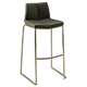 Pastel Furniture Daqo Barstool in Stainless Steel (Set of 2) DQ-210-26-SS-979