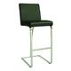 Pastel Furniture Monaco Barstool in Chrome (Set of 2) MC-210-26-CH-979