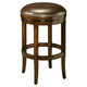 Pastel Furniture Naples Bay Backless Barstool in Distressed Cherry (Set of 2) NB-215-26-DC-985
