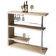 Butler Specialty Butler Loft Bar Cabinet in Gray Dawn 2664280