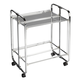 Butler Specialty Butler Loft Trolly Server in Chrome 3236140