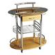 Butler Specialty Butler Loft Bar Cart in Chrome 3240140