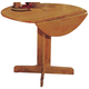 Acme Furniture Copenhagen Drop Leaf Dining Table in Oak 02983