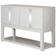 Acme Furniture Ezra Server in White 71248