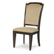 Legacy Classic Sophia Upholstered Side Chair in Cabernet (Set of 2) 4450-240