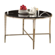 Acme Furniture Misami Round Dining Table in Chrome 70320