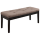 Acme Furniture Effie Bench in Light Brown 71541