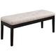 Acme Furniture Effie Bench in Beige 71542