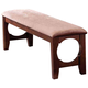 Acme Furniture Naldo Upholstered Bench in Dark Walnut 60248