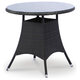 Source Outdoor Circa Bistro Table in Espresso SO-008-22