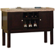 Acme Furniture Fraser 2 Door Server in Dark Brown 70133
