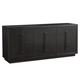 Lexington Furniture Carrera Targa Buffet in Carbon Gray 911-852