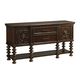 Tommy Bahama Kilimanjaro Cipriana Sideboard in Chestnut Brown 552-869