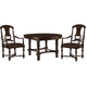 Hekman Canyon Retreat 5-Piece Dining Set in Canyon Retreat