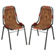 Butler Specialty Industrial Chic Side Chair (Set of 2) 2562025