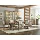 Hooker Furniture Studio 7H CGeo Trestle Extension Dining Set