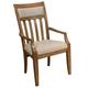 Hekman Harbor Springs Arm Chair in Rustic Light (Set of 2) 942503RL