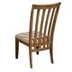 Hekman Harbor Springs Side Chair in Rustic Light (Set of 2) 942504RL