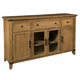 Hekman Harbor Springs Heirloom Sideboard in Rustic Light 942506RL