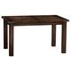 Hekman Harbor Springs Gathering Height Table in Rustic Hardwood 942507RH