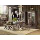Hooker Furniture Willow Bend Rectangle Trestle Set